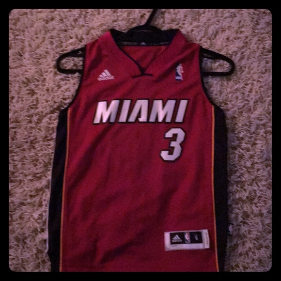new product aed1f 1da4f cheap miami heat 3 dwyane wade pink jersey c99c4 0fbd6
